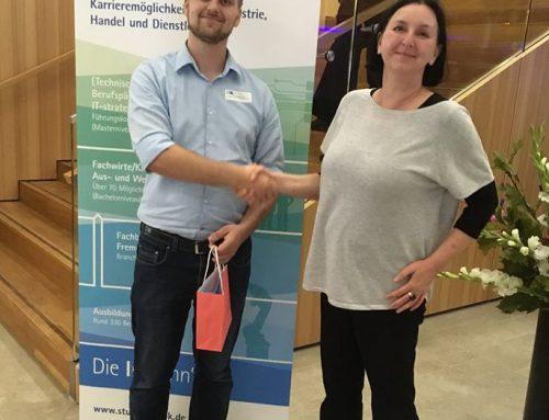 IHK-Preis an Technschen Produktdesigner Florian Rignanese