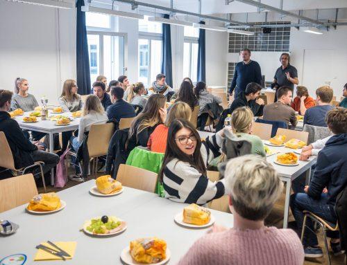 KickOff-Frühstück und Medienforum zum Semesterstart 2017/18