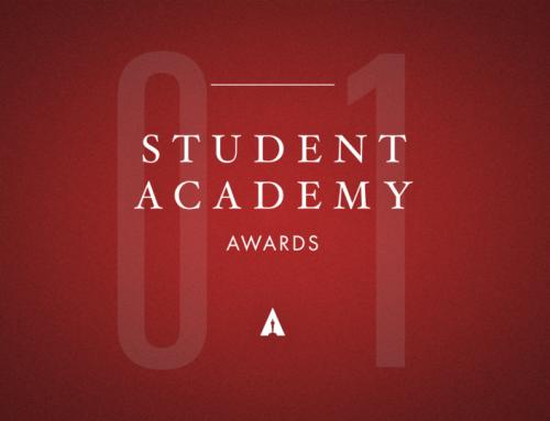 Studenten-Oscar geht an ehemaligen Bild und Toner Manuel Sosnowski!