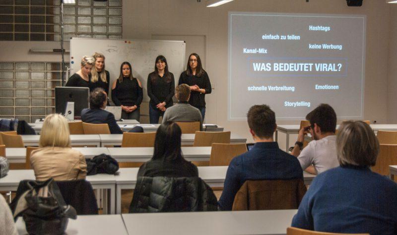 Studenten-Projekt Online Marketing PeDiMa Süd