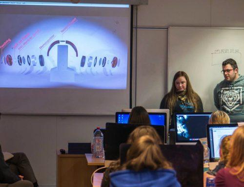 Tolle 3ds Max Projekte unserer Berufsfachschüler