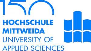 Logo Hochschule Mittweida 150J