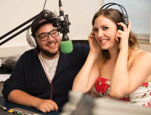 Blick hinter die Kulissen – Radio live erleben