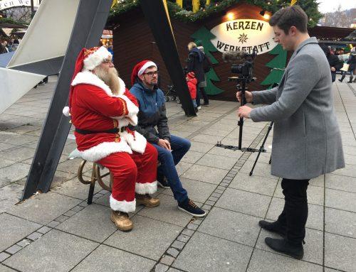 medianer checken die Hot Spots in Stuttgart