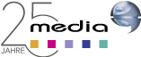 Akademie der media Logo