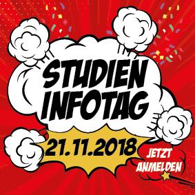 Studieninfotag 2018