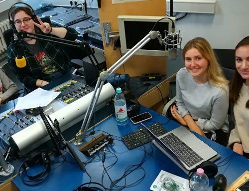 Studentinnen live On Air – mediawelle im Freien Radio für Stuttgart