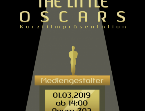 The Little Oscars – Kurzfilmpräsentation am 01.03.2018