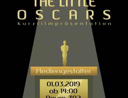 The Little Oscars – Kurzfilmpräsentation am 01.03.2018