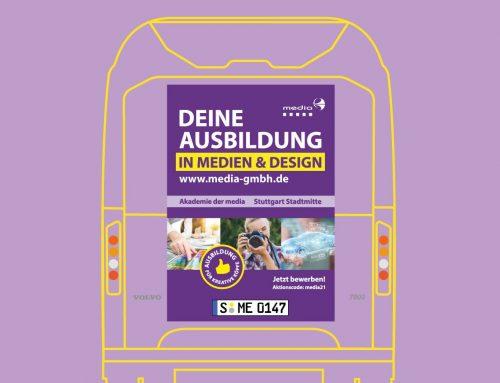 GEWINNSPIEL GESPOTTED – Buskampagne